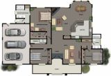 Contemporary Home Design Plans Modern House Floor Plans with Pictures