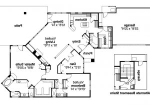 Contemporary Home Designs Floor Plans Contemporary House Plans norwich 30 175 associated Designs