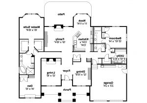 Contemporary Home Designs Floor Plans Contemporary House Plans Stansbury 30 500 associated