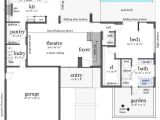Contemporary Home Floor Plans Modern Home Floor Plans Houses Flooring Picture Ideas