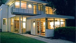 Contemporary Home Plans Contemporary House with Clean and Simple Plan and Interior