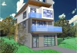 Contemporary Home Plans for Narrow Lots Modern House Plans for Narrow Lots Cottage House Plans