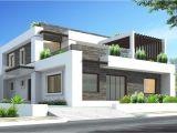 Contemporary Home Plans Free Contoh Desain Rumah 3d Dengan Tampilan Elegan Dan Modern