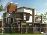 Contemporary Home Plans Free Modern Ultra Contemporary House Kerala Home Design and