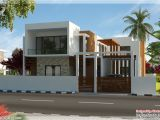 Contemporary Home Plans Kerala Beautiful Contemporary Home Designs Kerala Home Design