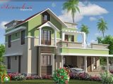 Contemporary Home Plans Kerala Contemporary Style Kerala House Elevation 92 Woody Nody