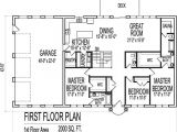 Contemporary House Plans Under 2000 Sq Ft Contemporary Ranch Home Plan 2000 Sq Ft