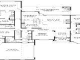 Contemporary Open Floor Plan House Designs Modern Open Floor Plans Open Floor Plan House Designs