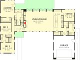 Contemporary Open Floor Plan House Designs Plan 69619am 3 Bed Modern House Plan with Open Concept