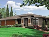 Contemporary Prairie Style Home Plans Pinterest