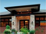 Contemporary Prairie Style Home Plans Prairie Style Home Contemporary Entry Detroit by