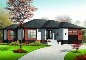 Contemporary Ranch Home Plans Comfortable Contemporary Ranch Home Plan 22384dr
