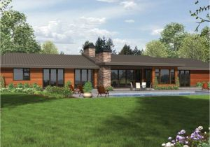 Contemporary Ranch Home Plans Contemporary Ranch Home Plans
