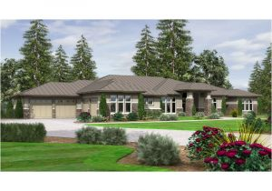 Contemporary Ranch Home Plans Modern Ranch House Plans Smalltowndjs Com