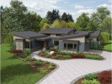 Contemporary Ranch Style Home Plans the Caprica Contemporary Ranch House Plan