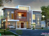 Contemporary Style Home Plans Awesome Contemporary Style 2750 Sq Ft Home Kerala Home