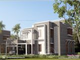 Contemporary Style Home Plans In Kerala Contemporary Home Design In Kerala Home Kerala Plans