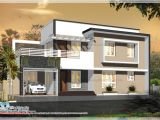 Contemporary Style Home Plans In Kerala Contemporary Style House Elevation Kerala Model Home Plans