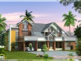 Contemporary Style Home Plans In Kerala Home Design Kerala Home Design Architecture House Plans