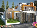 Contemporary Style Home Plans In Kerala Kerala Contemporary House Design In 1830 Sq Ft Kerala