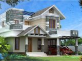 Contemporary Style Home Plans In Kerala Modern Kerala Style House Design with 4 Bhk