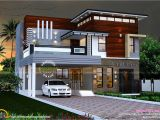 Contemporary Style Home Plans September 2015 Kerala Home Design and Floor Plans