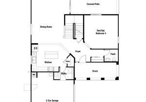 Copperleaf Homes Floor Plans Amethyst Floor Plan at Copperleaf Encore Collection In