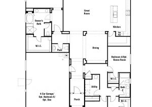 Copperleaf Homes Floor Plans Bradshaw Floor Plan at Copperleaf Passage Collection In
