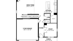 Copperleaf Homes Floor Plans Harrison Copperleaf Centennial Colorado D R Horton