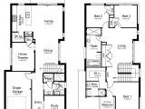 Coral Homes Floor Plans New Home Builders Coral 24 6 Double Storey Home Designs