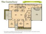 Cornerstone Homes Floor Plans the Canterbury Cornerstone Homes Intended for Awesome