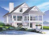 Costal Home Plans Floor Plans Narrow Lot Lake Coastal House Plans Narrow