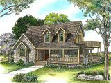 Cottage Home Plan Country Stone Cottage Home Plan 46036hc Architectural