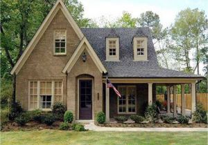 Cottage Homes Plans Country Cottage House Plans with Porches Small Country