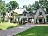 Cottage House Plans with Porte Cochere English Manor House Dallas area Homes the English