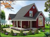 Cottage Style Home Plans Designs Country Cottage House Design Apnaghar House Design