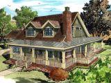 Country and Farmhouse Home Plans Classic Country Farmhouse House Plan 12954kn