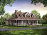 Country and Farmhouse Home Plans Country Farmhouse Plans with Wrap Around Porch