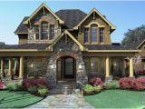 Country Craftsman Home Plans Country Craftsman Tuscan House Plan 75106
