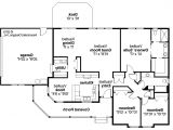 Country Home Floor Plan Country House Plans Briarton 30 339 associated Designs