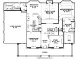 Country Home Floor Plan Dublin Hill Rustic Country Home Plan 026d 0164 House