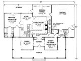Country Home Floor Plans 4 Bedrm 1980 Sq Ft Country House Plan 178 1080