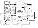 Country Home Floor Plans Country House Plans Greenbriar 10 401 associated Designs