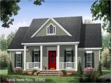Country Home Plan Country House Plans with Porches Country House Plans with