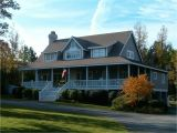 Country Home Plans Wrap Around Porch southern Cottages House Plans Pleasent Outdoor Living On