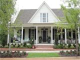 Country Living Home Plan Cottage Of the Year Coastal Living southern Living House