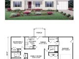 Country Living Home Plan Small House Plans Country Living Cottage House Plans
