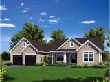 Country Ranch Home Plans Pinterest