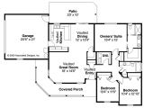 Country Style Home Floor Plans Country House Plans Peterson 30 625 associated Designs