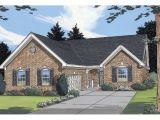 Courtyard Driveway House Plans Ranch House Plans with Courtyard Garage